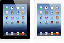 compare color new ipad2 New iPad Review