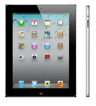 ipad 2 png Compare New iPad and iPad 2