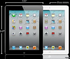 ipad 2  front 300x254 iPad 2 Specs